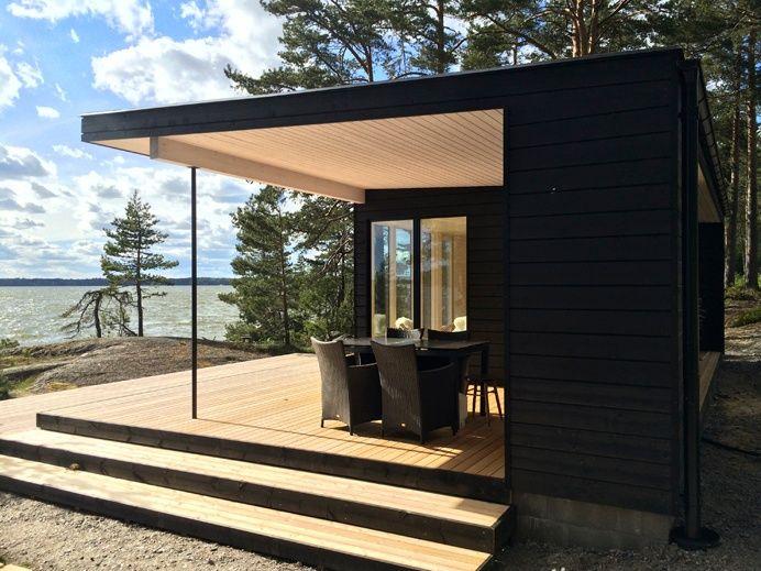 Moderni sauna Sunhouse 8