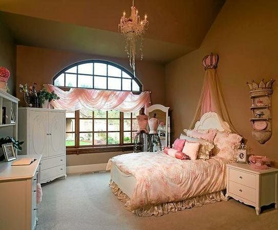 And her room!