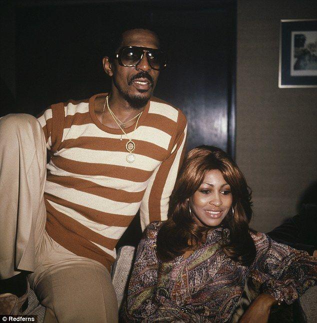 Ike and Tina Turner 1975