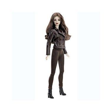 Barbie twilight bella. Breaking Dawn - Deel 2 kan het definitieve hoofdstuk zijn van het verhaal van Bella Swan. Maar haar karakter leeft voort door middel van deze Bella pop, na haar transformatie tot vampier.  #speelgoed #toys