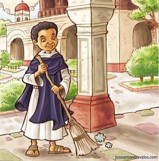 San Martín de Porres (Dibujos animados para niños)