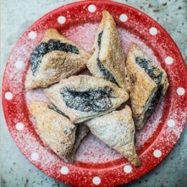 Szilvalekváros-tepertős hájas tészta