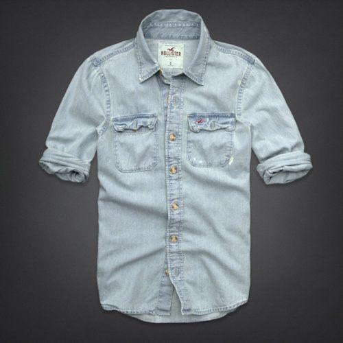 Victoria Beach Denim Shirt