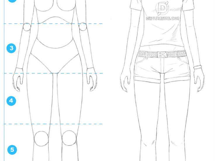 Te enseño a dibujar anime,paso a paso super facil