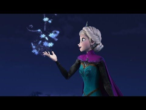 """Let it Go"" in 25 Languages #Frozen ▶ La Reine des Neiges - ""Libérée, délivrée"" - Exclusif 
