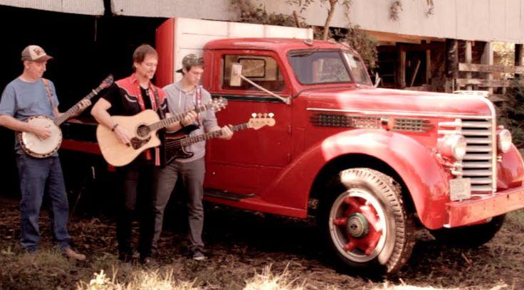 "Official Bluegrass Music Video - ""Never Give The Devil A Ride"" - Brad Davis"