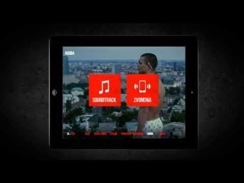 Film Lóve - IOS aplikácia