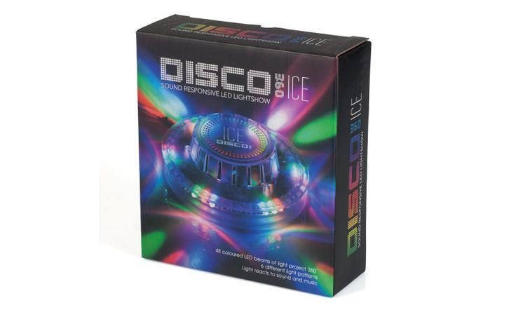 Disco 360 Ice - LED Lightshow - Box