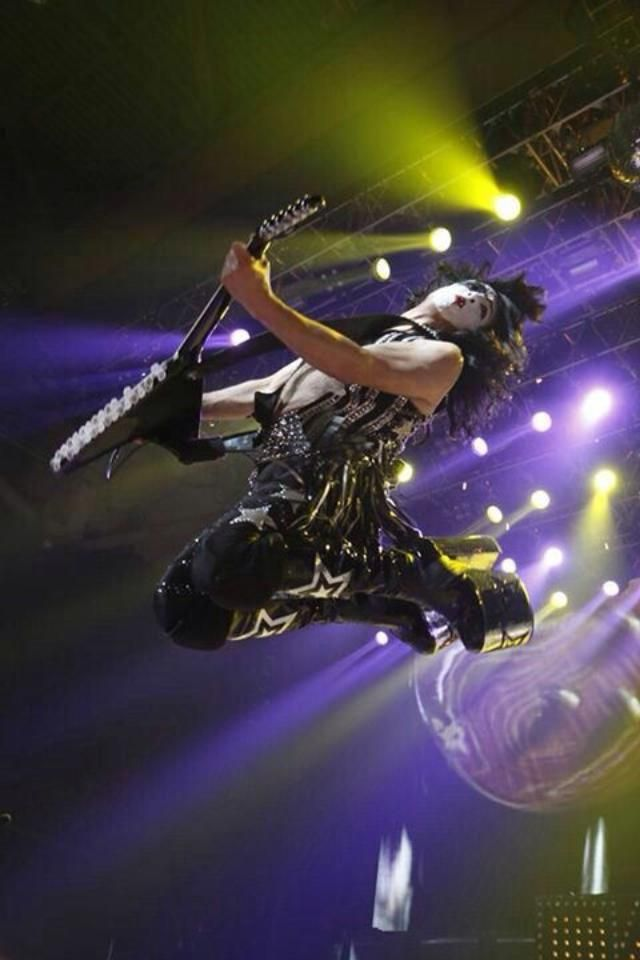 ✰ Paul Stanley ~Awesome~ see ya in August!    ~BF