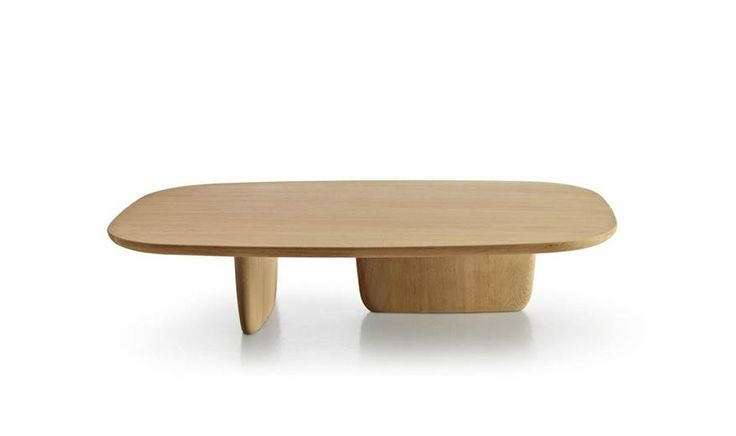 Small Table: TOBI-ISHI - Collection: B&B Italia - Design: Barber and Osgerby