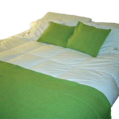 Un toque alegre y cálido para el dormitorio