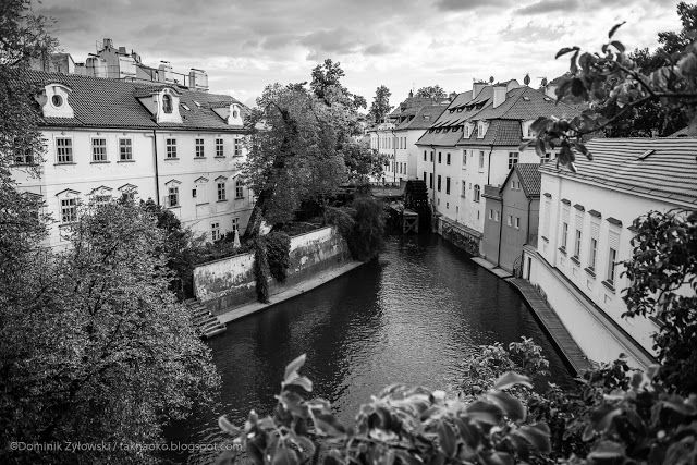 tak na oko...: Praga cz. 7 - Kampa