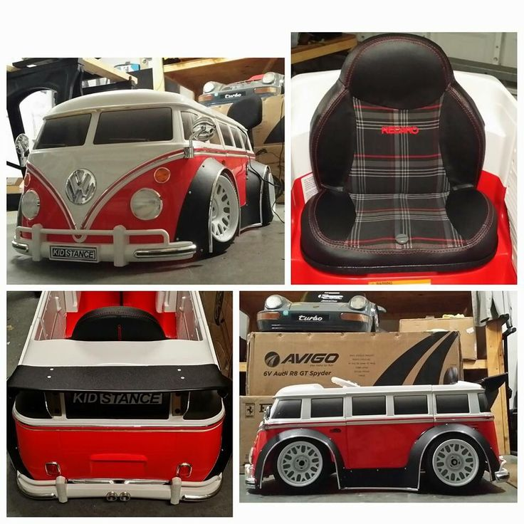 Cool VW pedal car from Kidstance