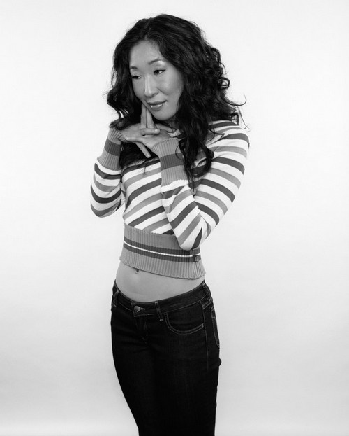Sandra Oh- one of the best actresses on screen (Do I even need to mention Sideways?)
