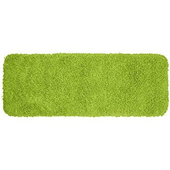 Amazon.com: Garland Rug Jazz Runner Shaggy Washable Nylon Rug, 22-Inch by 60-Inch, Lime Green: Home & Kitchen