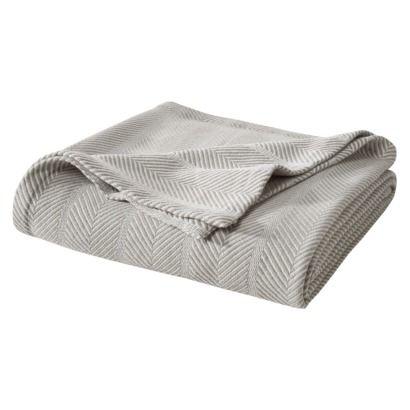 Target | Threshold™ Organic Blanket   $49.99