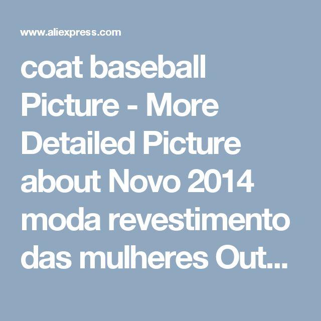 coat baseball Picture - More Detailed Picture about Novo 2014 moda revestimento das mulheres Outerwear gola virada para baixo de mangas morcego sólidos magro longo casaco de lã casacos de inverno mulheres C37 Picture in Parkas | Aliexpress.com | Alibaba Group