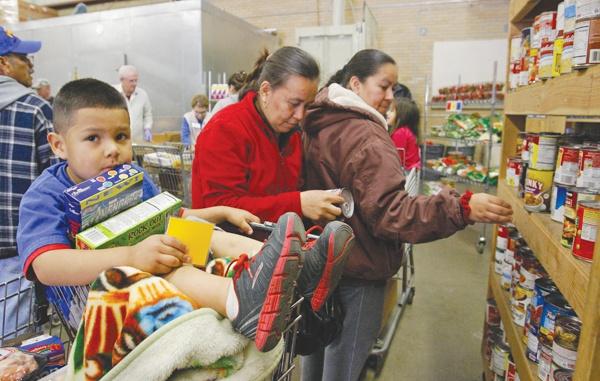 Facing huge deficit, N. Utah food bank ends rent-assistance program