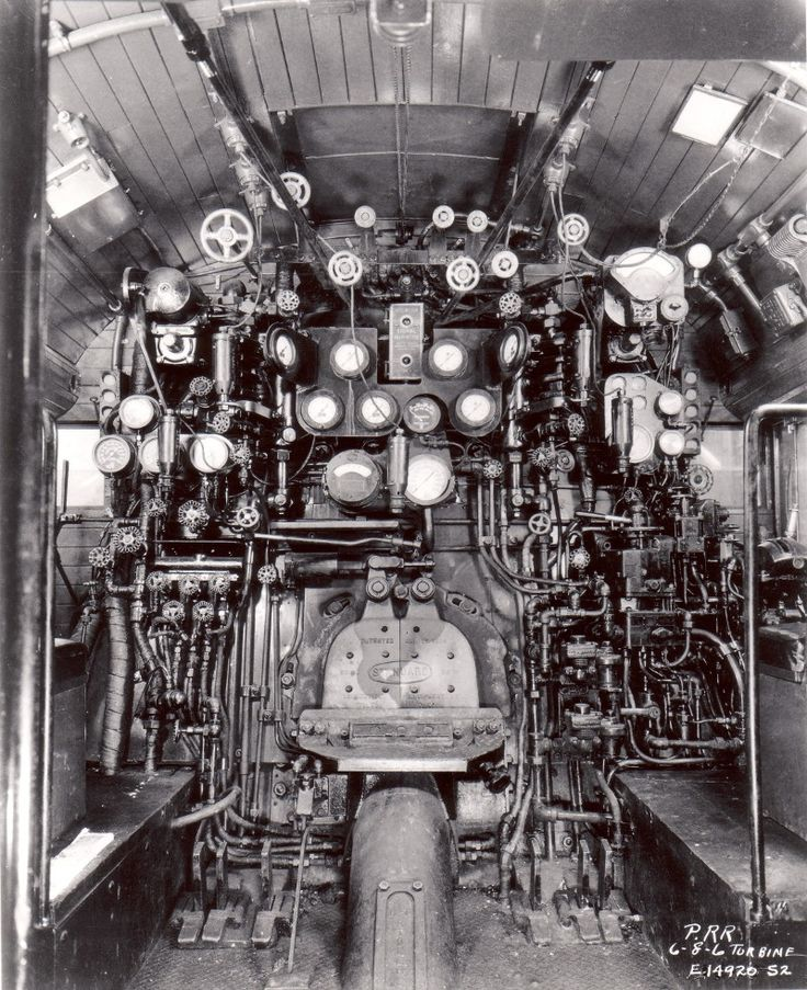 Cab Interior Builders Photograph E.14920 dated 12-10-46 Built by Baldwin