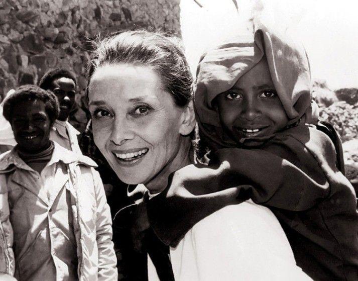 Mi vida en Baires, perdiendo el glamour: Audrey Hepburn