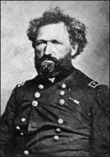 Brigadier General Mortimer Dormer Leggett, USA (1821-1896)