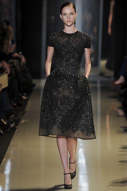 Το Couture show του οίκου Elie Saab για Άνοιξη – Καλοκαίρι 2013 | Jenny.gr
