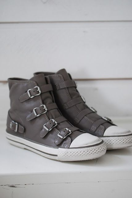 Want: Ash Sneakers :)