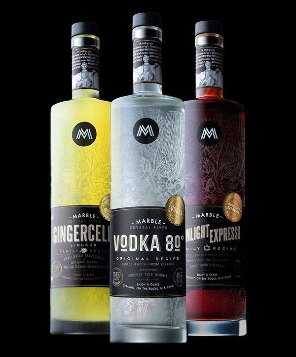 Marble Mountain Vodka by Fanakalo