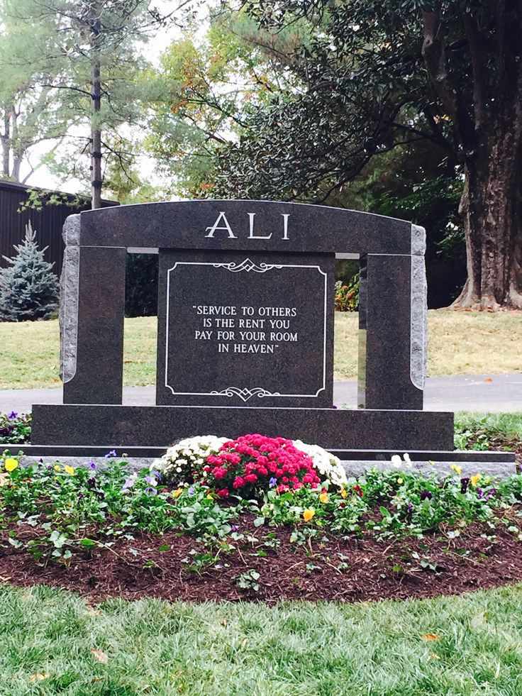 Mohammad Ali~Birth: Jan. 17, 1942 Louisville Jefferson County Kentucky, USA Death: Jun. 3, 2016 Scottsdale Maricopa County Arizona, USA Burial: Cave Hill Cemetery  Louisville Jefferson County Kentucky, USA Plot: Sec. U GPS (lat/lon): 38.24158, -85.71756