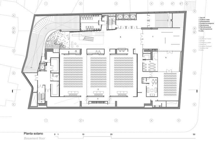 Galeria - Edifício Câmara de Comércio Sede Chapinero / Daniel Bonilla Arquitectos - 10