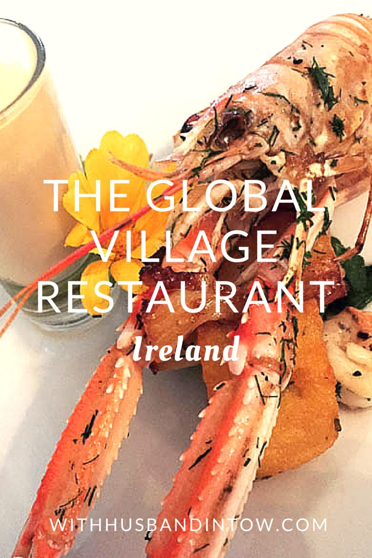 The Global Village Restaurant in Dingle #Ireland #Food #Travel #Europe