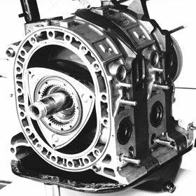 Rotary Engine (Like the one in my RX-8)
