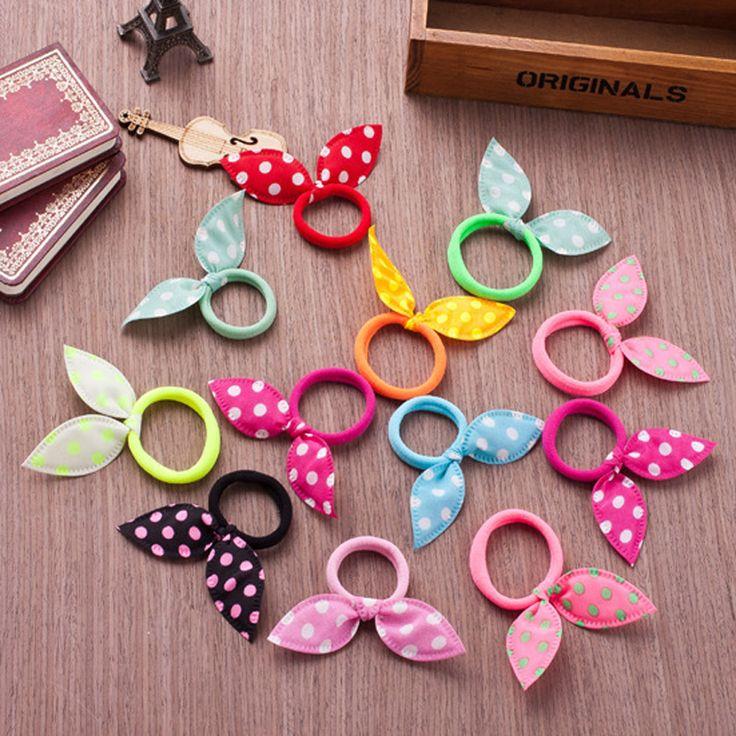 10 pcs niñas adornos para el cabello diadema accesorios para el cabello para las mujeres vinchas punto goma anillo lazos elásticos del pelo bandas cuerda de goma