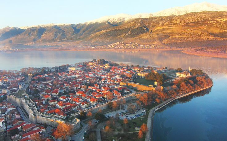 A Weekend in Ioannina With Ample Charm http://www.greece-is.com/weekend-ioannina-ample-charm/