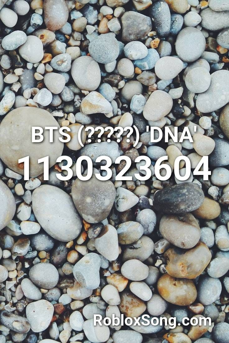 Bts 방탄소년단 Dna Roblox Id Roblox Music Codes In 2020 Roblox Scary Sounds Remix