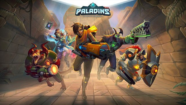 Paladins: Champions of the Realm is Coming to PS4!