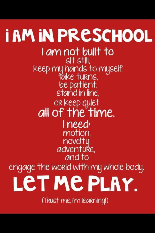 i LOVE this! it can be stressful teaching 20 Preschoolers all at once, but this is something i need to remember more :)