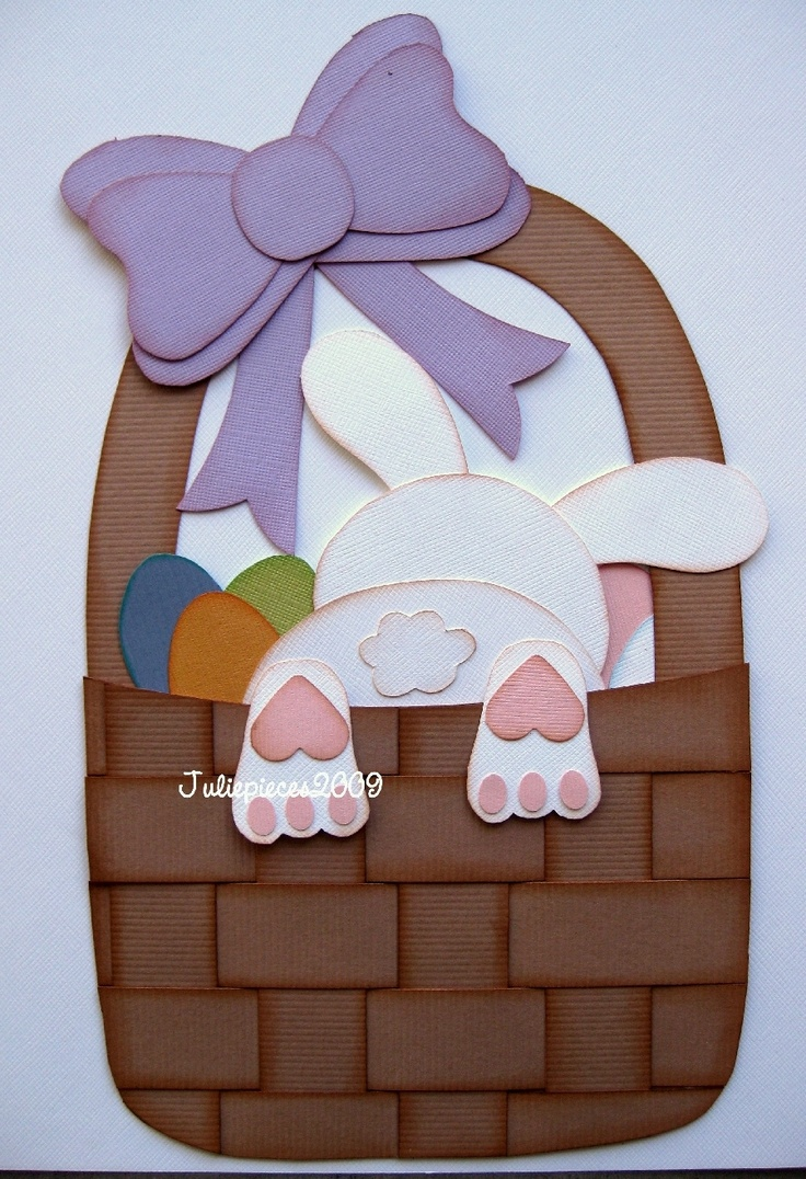 Scrapbook ideas easter - This Would Be A Cute Embellishment On An Easter Layout