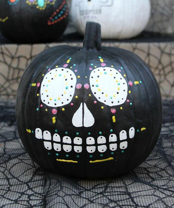 halloween dekoration halloween bastelideen halloween kürbis