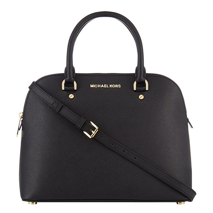 """MICHAEL MICHAEL KORS"" Cindy Dome Satchel Large at Brown Thomas"