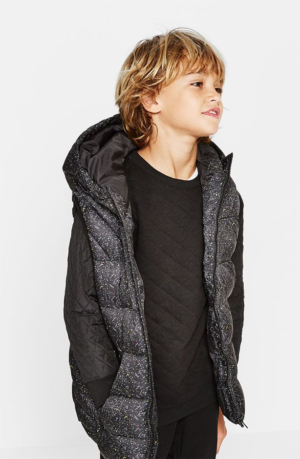 ZARA - #zaraeditorials - Boys - The school report - Little prices