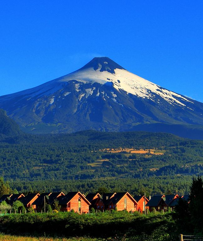 Pucón,Chile: