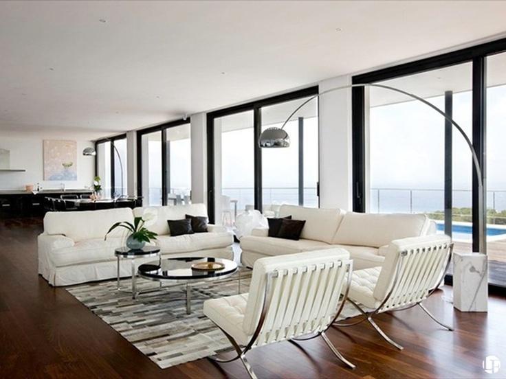 Villa de lujo para alquilar en Roca Llisa, Ibiza, con vistas al mar