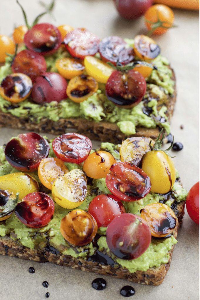 11 Amazing Avocado Toast Recipes on Green Blender