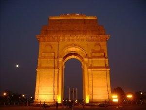 India Gate, India.