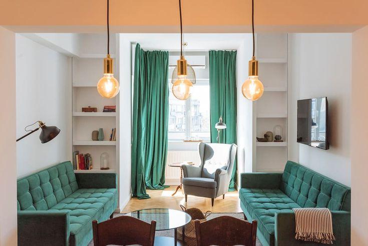 Brezoianu spacious iconic flat - Apartments for Rent in București, Municipiul București, Romania