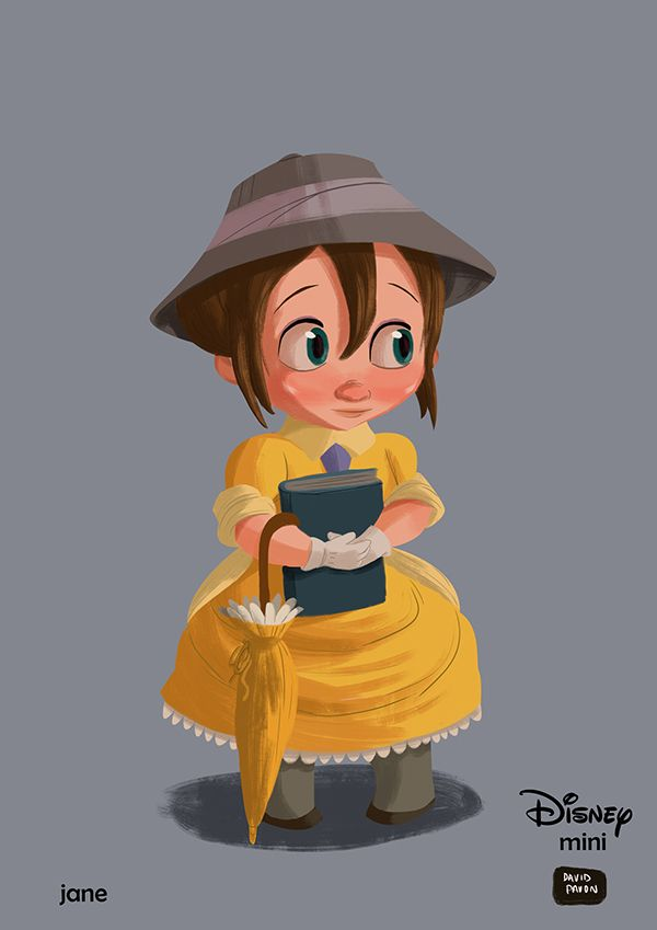 Disney Mini Jane