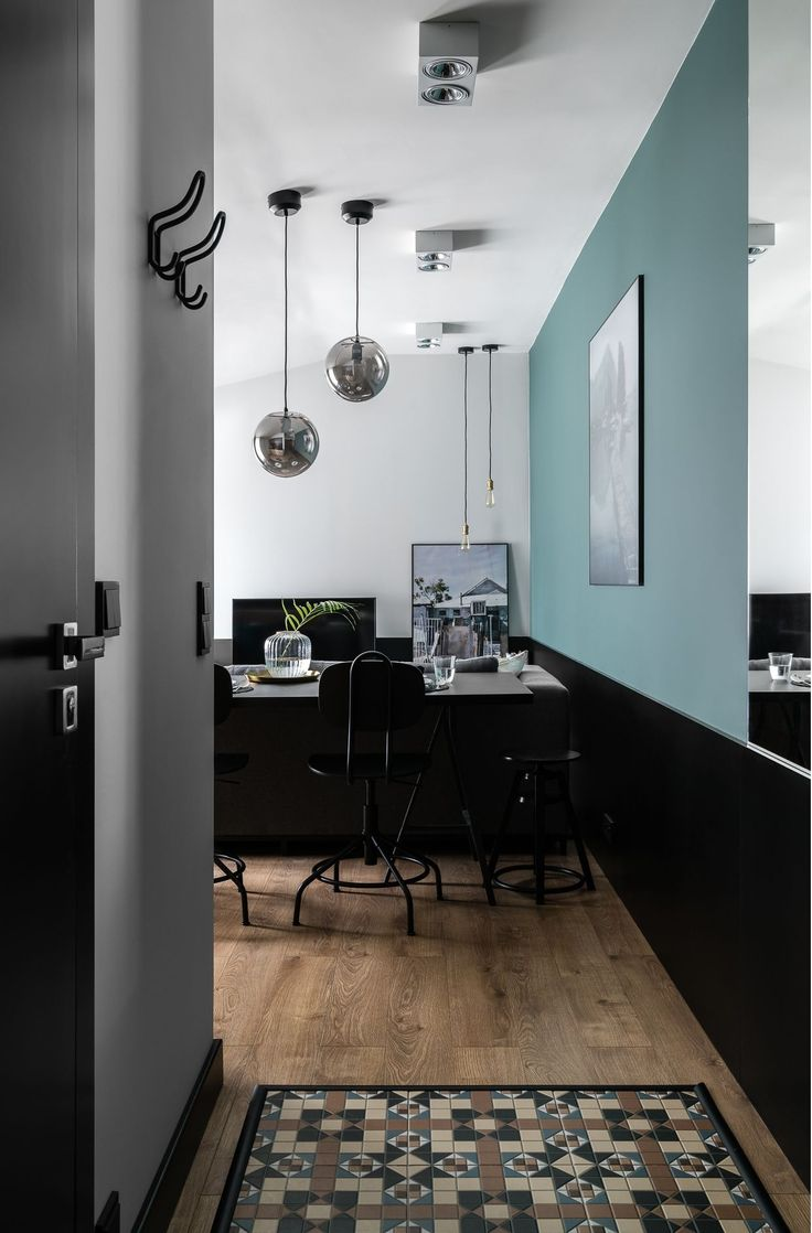 70 best Small apartment images on Pinterest | Small apartments ...