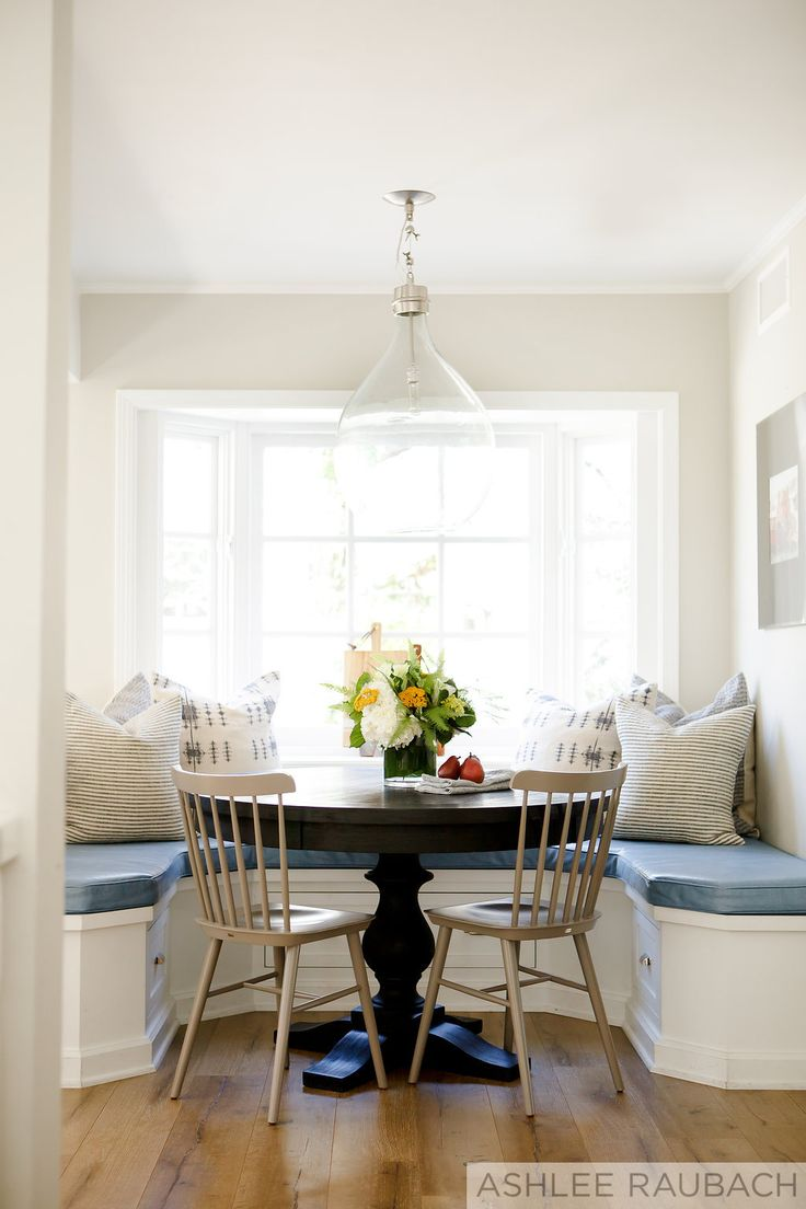 Best Banquet Bench Seating Images On Pinterest Island - Breakfast nook cushion set olive bench padding kitchen table dinette
