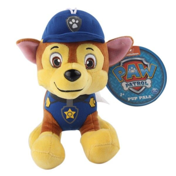 Paw patrol politihunden Chase